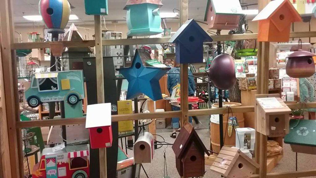 Unique Bird Houses