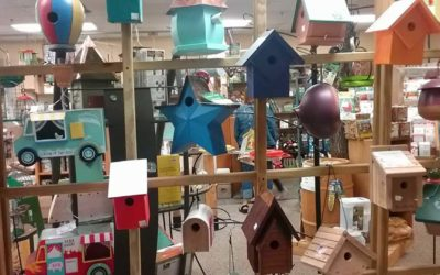 Unique Bird Houses