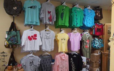 WIldlife t-shirts and clothing