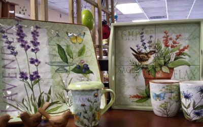 Ceramic Wildlife Trays & Mugs